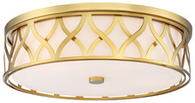 Minka-Lavery 1840-249-L - Led Flush Mount