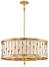 Minka-Lavery 4055-571 - 5 Light Pendant
