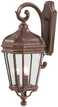 Minka-Lavery 8692-61 - 3 Light Wall Mount