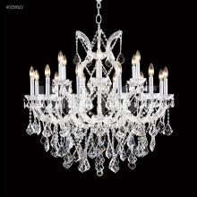 James R Moder 40258S22 - Maria Theresa 18 Arm Chandelier