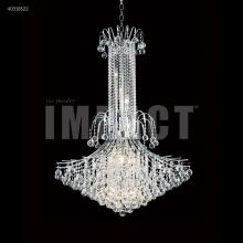 James R Moder 40318S22 - Cascade Entry Chandelier