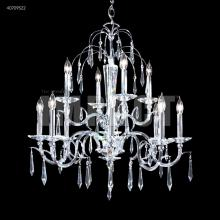 James R Moder 40709S22 - Contemporary 12 Arm Chandelier