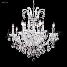 James R Moder 91030GL2X - Maria Theresa 12 Arm Chandelier