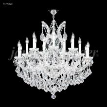 James R Moder 91790GL2X - Maria Theresa 18 Arm Chandelier