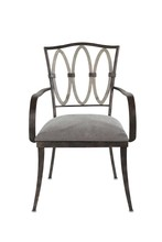 Kalco 800402FG - Belmont Dining Chair With Arms