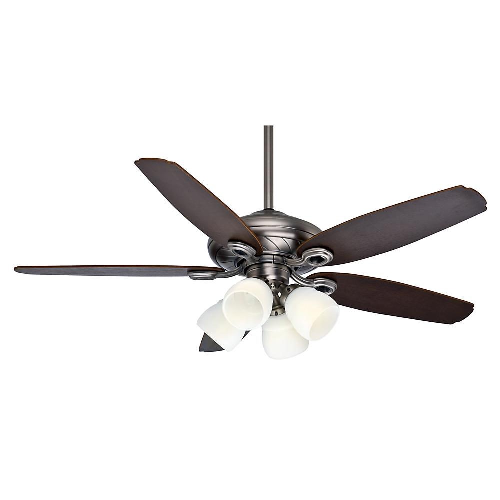 52 Ceiling Fan With Light And Remote