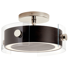 Kichler 44342WNWLED - Semi Flush LED