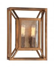 Designers Fountain 89402-GB - 2 Light Wall Sconce