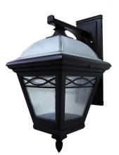 Special-Lite F-2831-BLK - Brentwood F-2831-BLK  Medium Top Mount-Closed Bottom Light