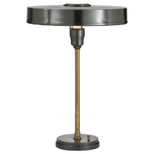 Visual Comfort TOB 3190BZ/HAB - Carlo Table Lamp in Bronze and Hand-Rubbed Antiq