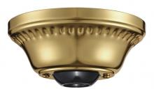 Westinghouse 7707600 - Polished Brass Finish Canopy Kit
