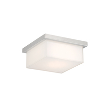 Modern Forms US FM-1410-AL - Ledge 10In Ceiling/Wall 3000K