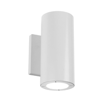 Modern Forms US WS-W9102-WT - VESSEL 8IN UP AND DOWN LIGHT 3000K