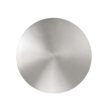 Modern Forms US WS-W60610-AL - CIRCLE 10IN OUTDOOR SCONCE 3000K