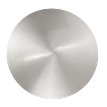 Modern Forms US WS-W60616-AL - CIRCLE 16IN OUTDOOR SCONCE 3000K