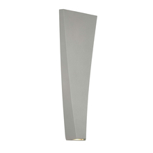 Modern Forms US WS-W69628-GH - Big V 28In Outdoor Sconce 3000K