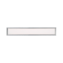Modern Forms US WS-80618-AL - Slat 18In Sconce/Vanity 3000K