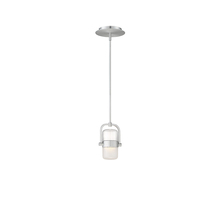 Modern Forms US PD-25708-AL - Jazz 1Lgt 8In Pendant 3000K
