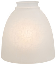 "Minka-Aire 2645 - 2 1/4"" Linen Glass Shade"