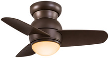 "Minka-Aire F510L-ORB - SPACESAVER - LED 26"" CEILING FAN"