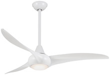 "Minka-Aire F844-WH - LIGHT WAVE - LED 52"" CEILING FAN"