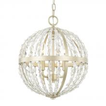 Capital 310731SF - 3 Light Pendant