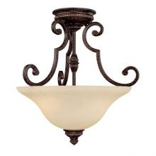 Capital 3588CB - 2 Light Semi-Flush
