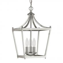 Capital 4036PN - 3 Light Foyer