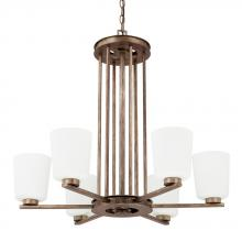 Capital 412061RT-323 - 6 Light Chandelier