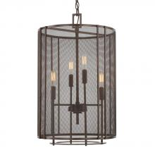 Capital 511141RS-665 - 4 Light Pendant