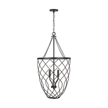 Capital 531642MB - 4 Light Foyer
