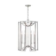 Capital 532461AS - 6 Light Foyer
