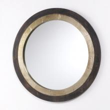 Capital 723201MM - Round Decorative Wooden Mirror