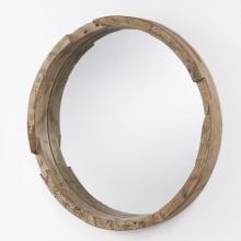 Capital 723501MM - Round Wood Mirror