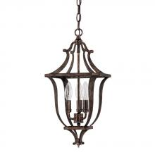 Capital 9181RT - 3 Light Foyer Fixture