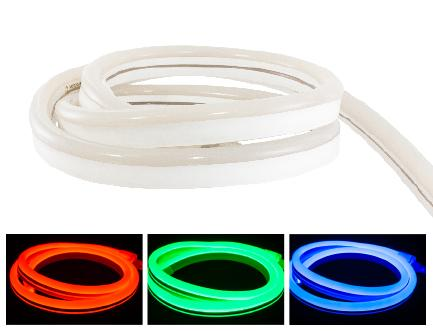 Rgb Neon 24v Dc 12 Cut 2 7w Ft 65ft
