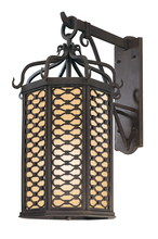Troy BF2374OI - Los Olivos 1Lt Wall Lantern Fluorescent Large