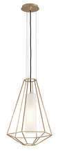 Troy F5213 - Silhouette 1Lt Pendant Small