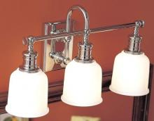 Hudson Valley 1973-SN - 3 LIGHT BATH BRACKET