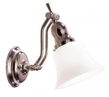 Hudson Valley 341-OB - 1 Light Bath Bracket