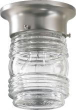 "Quorum 3009-3-65 - 3.25"" JELLY JAR C/MNT -ST"