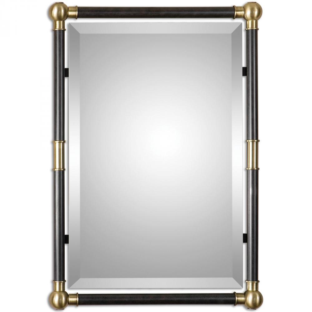 uttermost rondure bronze metal wall mirror uttermost rondure bronze metal wall mirror   01131   pine grove      rh   pine grove electric