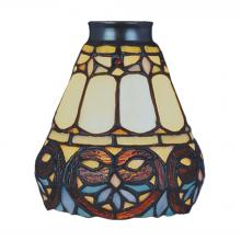 ELK Lighting 999-21 - Mix-N-Match 1 Light Tiffany Glass Shade